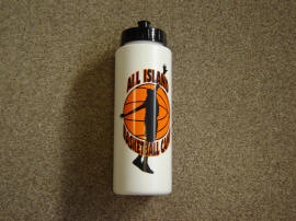 Camp water bottle